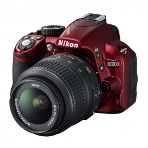 D3100 SET 18 55 VR RED(2)