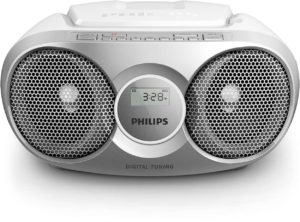 Prenosni radio CD Philips AZ 215S-12(2)