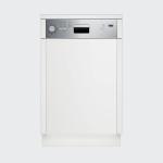 Delimično ugradna mašina za pranje sudova Beko DSS 05011X