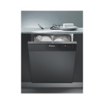 Delimično ugradna mašina za pranje sudova Candy CDSM 2DS62X
